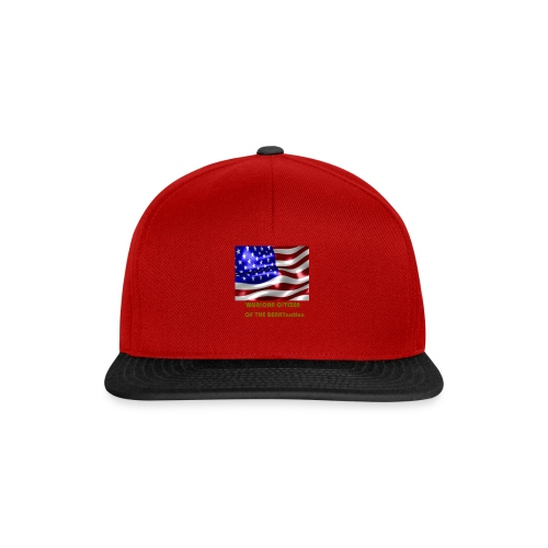 AMERICAN BENNYBOY90 MERCH - Snapback Cap
