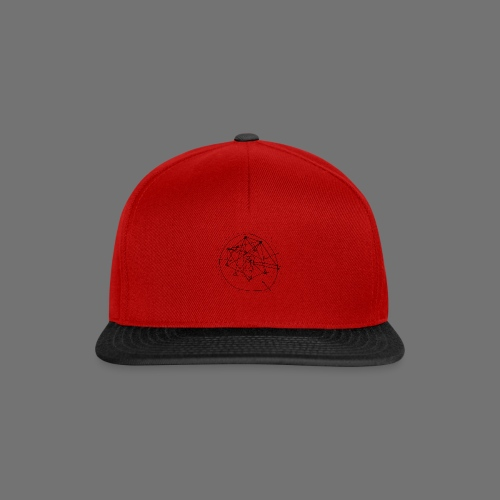 SEO Strategy No.1 (black) - Snapback Cap