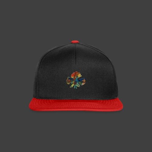 Mayas bird - Snapback Cap