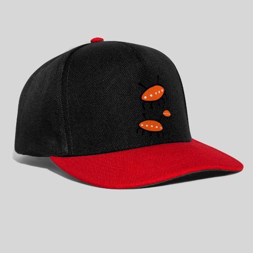 ufo9 3ufos - Snapback Cap