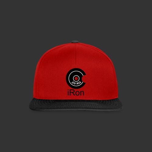 iRon - Hantel - Snapback Cap