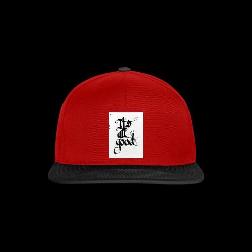 t'is life - Snapback Cap