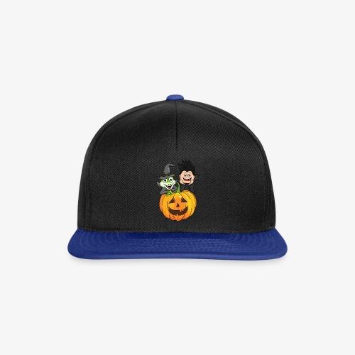 Tomu och Ödlan Halloween - Snapbackkeps