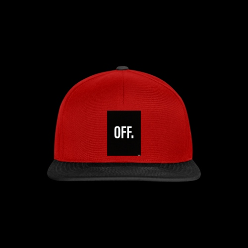 OFF. - Casquette snapback