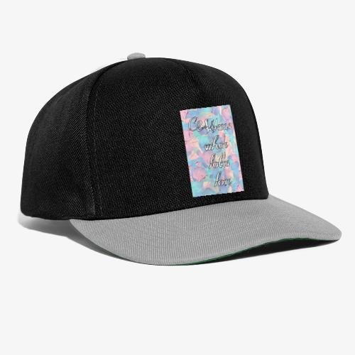 Wanna whole lotta love - Snapback Cap