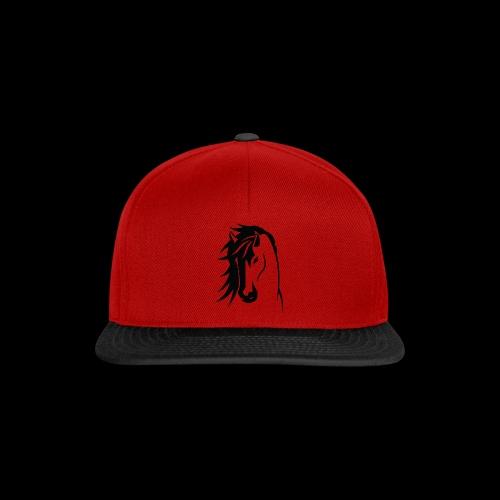 Stallion - Snapback Cap