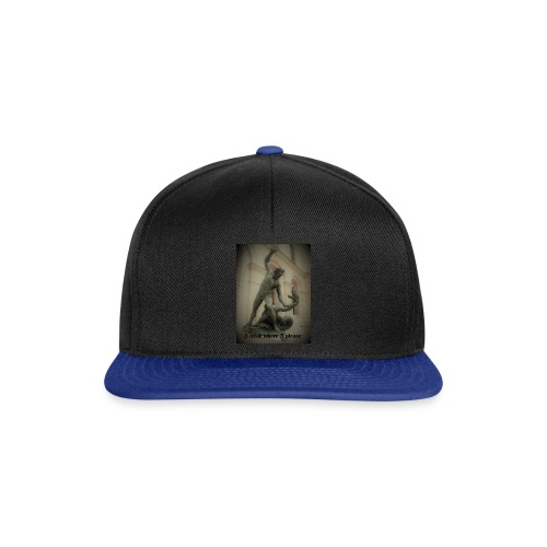 I tread where I please - Snapback Cap