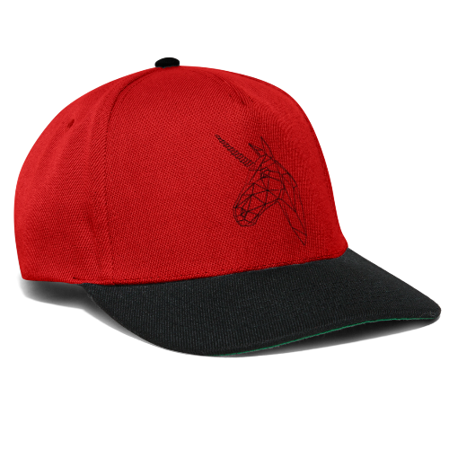 unicorn returns - Snapback Cap