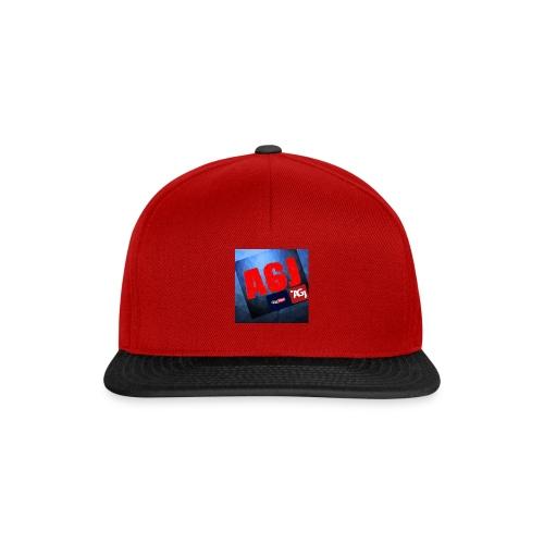 AGJ Nieuw logo design - Snapback cap