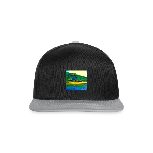 Tropical beach - Snapback Cap