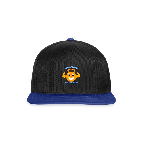 Logo 01Musculation Home Fitness Kettlebell - Casquette snapback