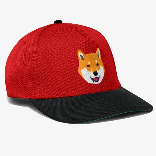 Shiba Dog - Snapback Cap