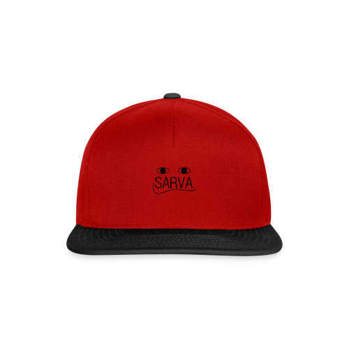 face of SARVA - Snapback Cap
