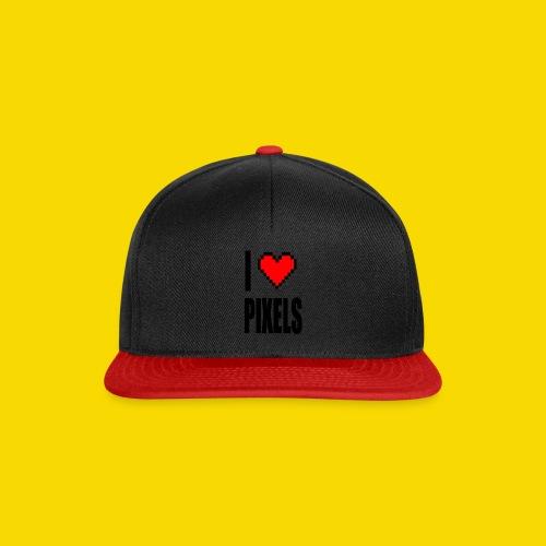 I Love Pixels - Czapka typu snapback
