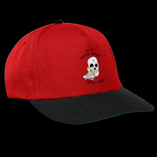 TESCHIO CB - Snapback Cap