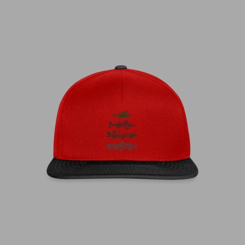 Lake - Snapback Cap