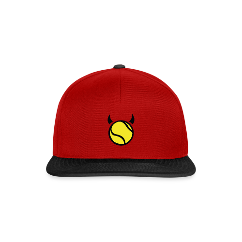 Teufel Schwarz - Snapback Cap