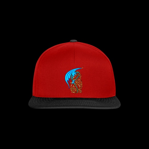 Celtic Dragon - Snapback Cap