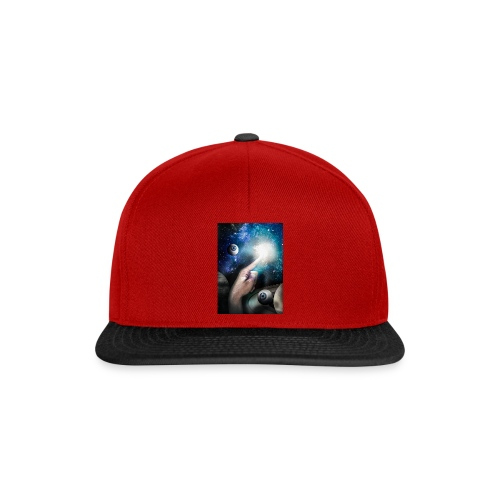 Finger of god - Snapback Cap
