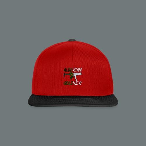 Algerian Soldier Trui (Heren) - Snapback cap