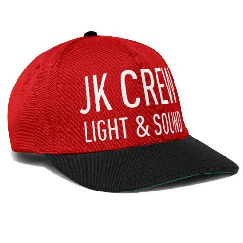 JK Crew Light&Sound - Snapback Cap