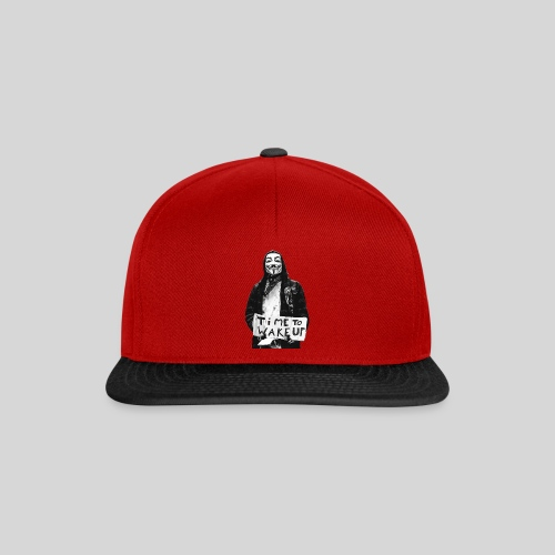 Time to wake up - Casquette snapback