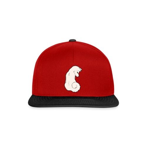 Akita bianco - Snapback Cap