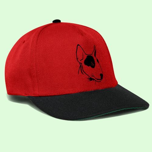 Bull Terrier - Casquette snapback