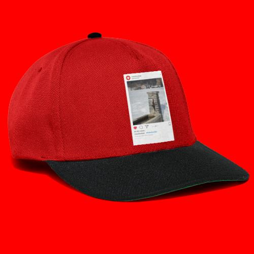 travelsuisse - Brunnen Trin - Snapback Cap