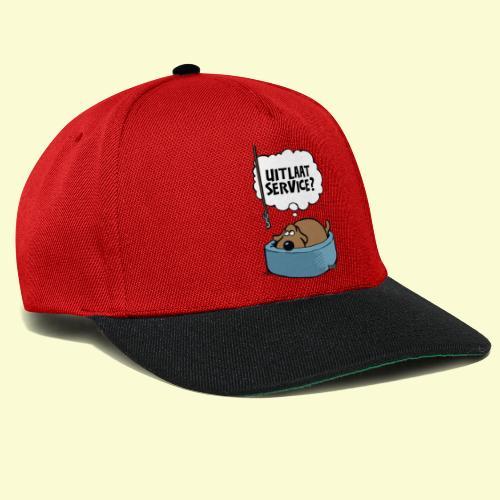 DIRKJAN Uitlaatservice - Snapback cap