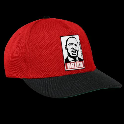 DREAM - Martin Luther King - Snapback Cap