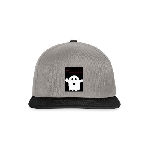 Cute Ghost - Snapback Cap