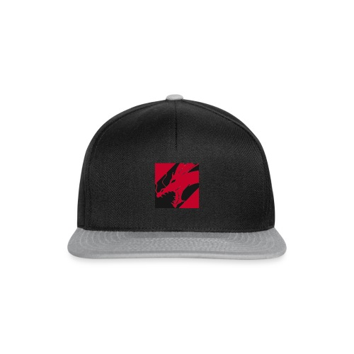 Dragon Red - Snapback cap