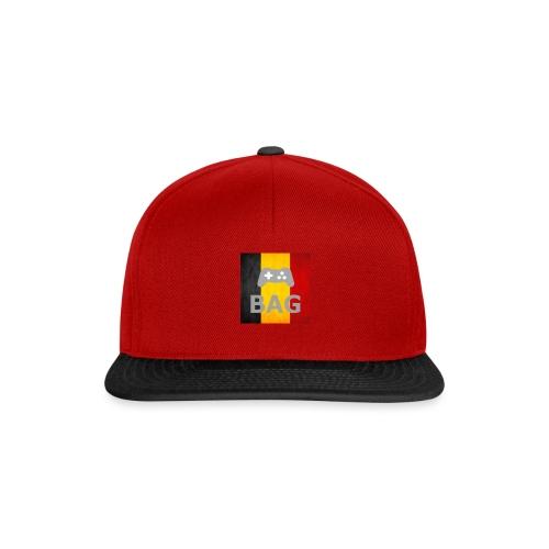 BelgiumAlpha Games - Snapback Cap
