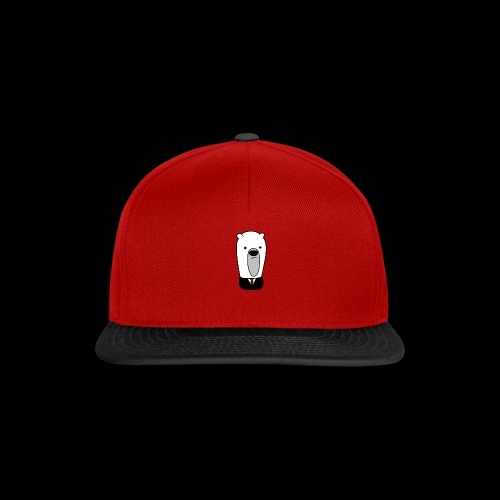 officel_polarbear_shop_logo - Snapback Cap