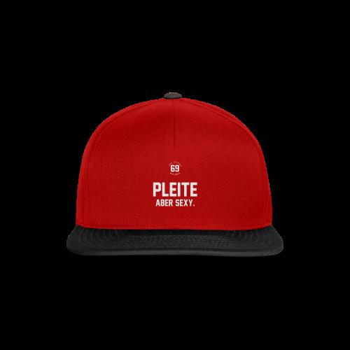 PLEITE ABER SEXY – JNSBCHNER - Snapback Cap