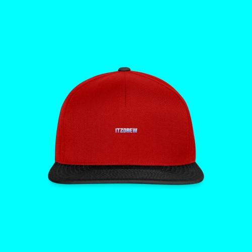 ITZDREW MERCH - Snapback Cap