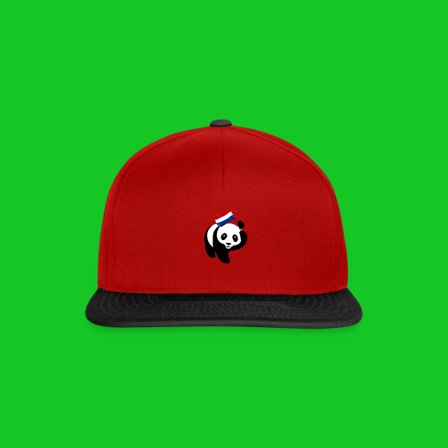 Nederlandse Panda png - Snapback cap
