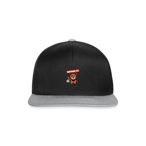 Savage 57 - Casquette snapback