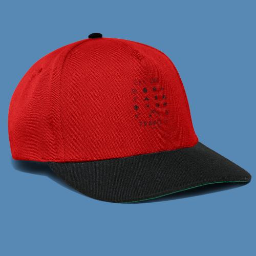 One Life, Travel It - Casquette snapback