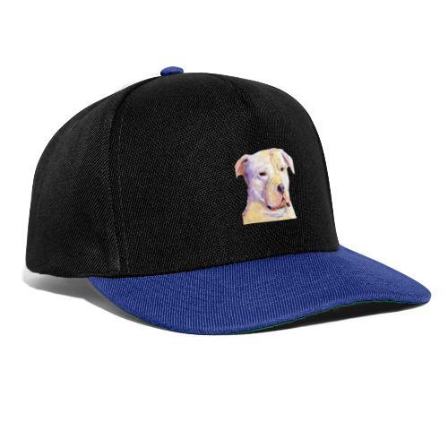 dogo argentino - Snapback Cap