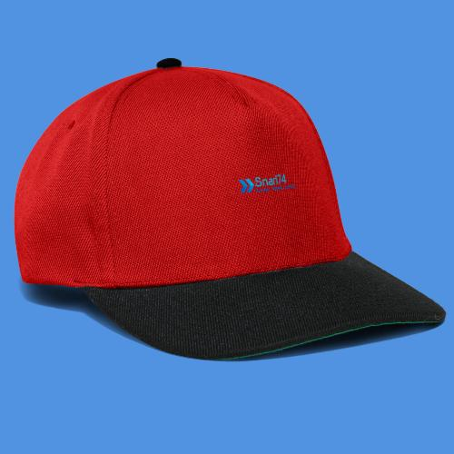 abstract sporty - Snapback Cap