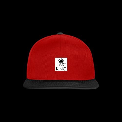 """Last King"" Design - Snapback Cap"