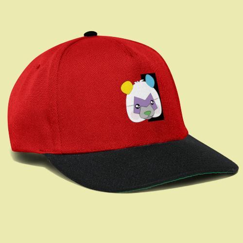 Cute popular Panda with many colors! - Snapback-caps