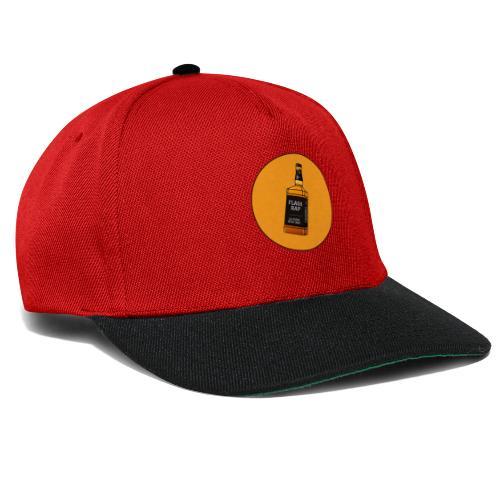 Logo Flash Rap - Casquette snapback