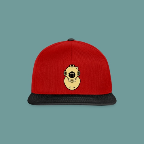 scaph_02 - Casquette snapback