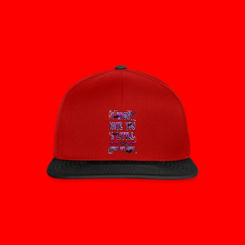 HATER - Snapback Cap