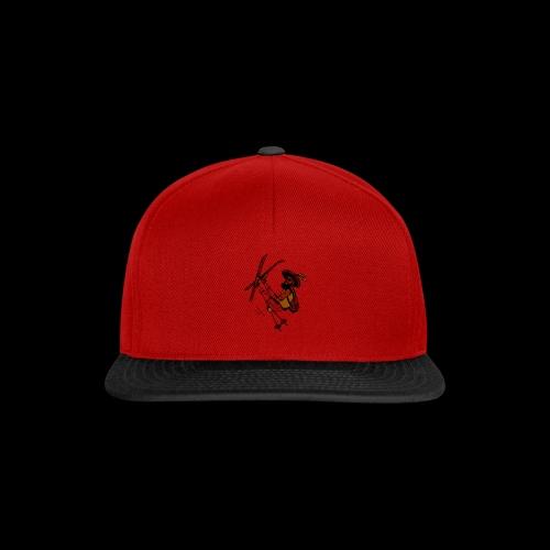 Freestyler mit Lederhosen - Snapback Cap