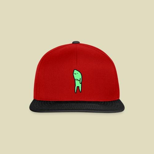 CreeNo dude PNG - Snapback Cap