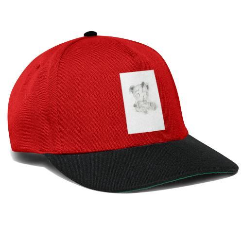 Broken teddybear - Snapback cap
